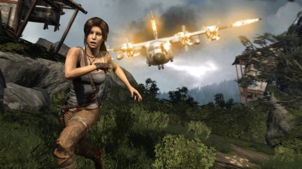 tomb raider gameplay ps4